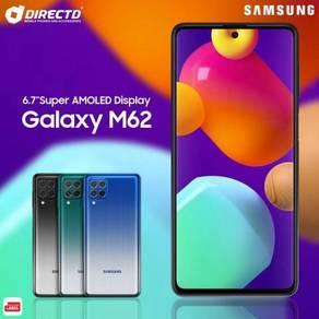 SAMSUNG Galaxy M62 (256GB ROM/7000 mAh BATT) MYset