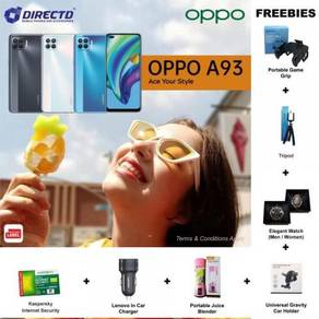 OPPO A93 (8GB RAM/128GB ROM/4K batt)MYset + 7 GIFT