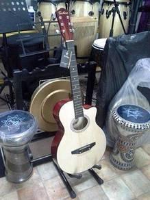 Gitar Akustik (Bajet)