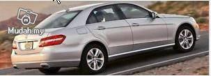 Mercedes benz e class workshop repair manual