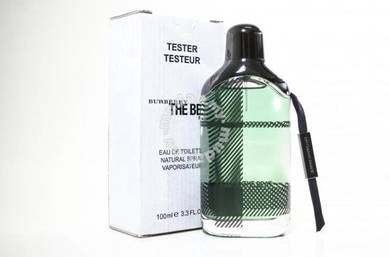 Burberry The Beat for Men Tester Perfume