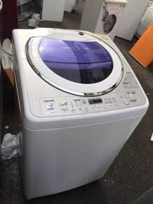 Toshiba 15kg automatic top load washing machine