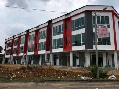 Double Storey Shop Office, Tmn Songket Indah, Sungai Petani