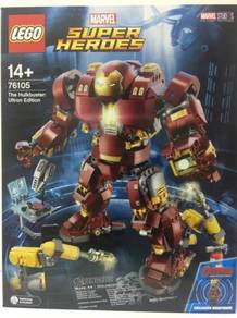 Lego - Iron Man Hulkbuster Ultron Edition