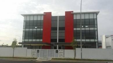 3 Sty Semi-D Factory in Bangi Suntrack Hub for SALE