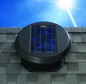 Solar Roof Ventilator DENAI ALAM SUBANG JAYA SS2