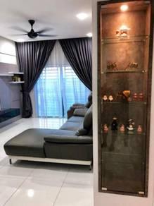 Full Loan Fully Furnished The Twin Residences Tampoi Larkin JB