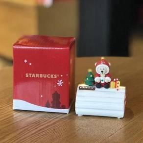 Starbucks Christmas Cake Light LED Winter Bear
