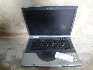 HP laptop notebook computer Presario X1000