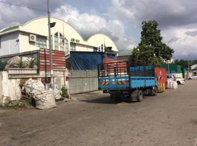 Senai Industrial Park Semi Detached Factory For Sale