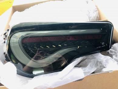 Toyota Ft86 Gt86 Gt Ft 86 BRZ Tail lamp light LED