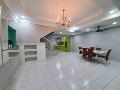 [RENO, MODERN STYLE] Double Storey Terrace Seksyen 3 Bangi Perdana
