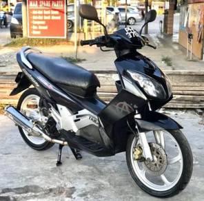 Yamaha Nouvo S Cantik Enjin Tiptop