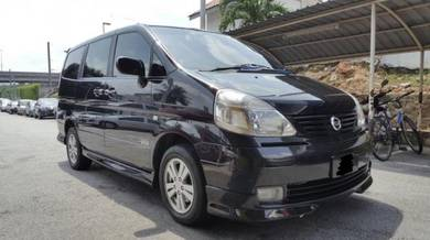 Nissan Serena for rent