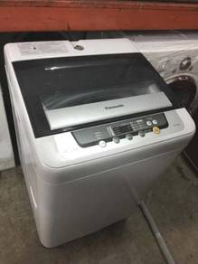 Washer 6.5kg Panasonic Basuh Mesin Machine Recond