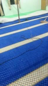 Karpet masjid nak pasang dan beli kami boleh buat