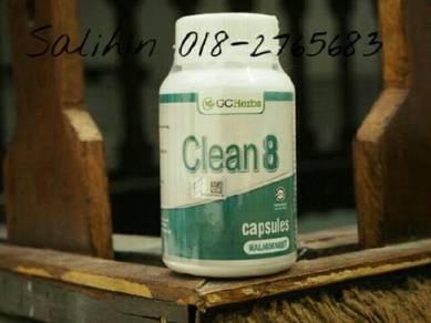 Clean8 Kapsul mudah kurus (N.Sembilan)