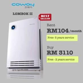 Penapis Udara Coway Lombok New 2