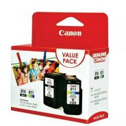 Original Canon PG-810 + CL-811 Value Pack