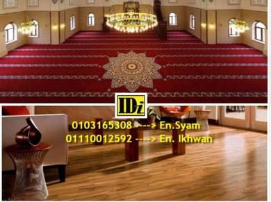 Carpet Karpet Surau Masjid (iDI CARPET) 138