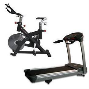 Combo Bike And Treadmill