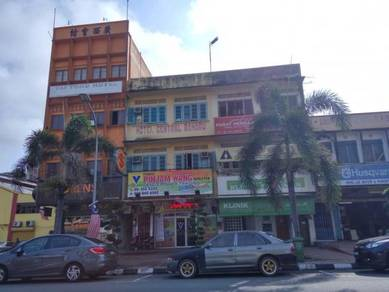 Freehold!!! Raub Main Road Shop Lot [ For Sale ]
