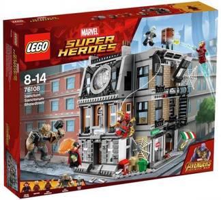 Lego Avengers Sanctum Santorum