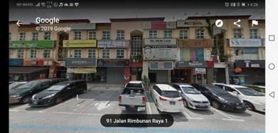 Rimbunan Raya, Jalan Rimbunan Raya 1, Kepong, Kuala Lumpur