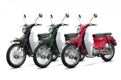 Wmoto w moto cub classic 110