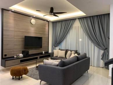 Fully renovated & furnished. Bandar dato onn. Adda Heights