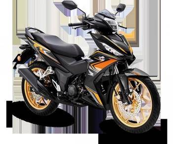 Honda rs150 / rs 150 / rs v2 new