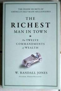 Wealth book finance the richest man in town