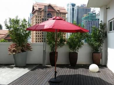 Umbrella outdoor parasol