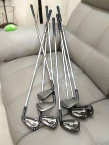 Golf Irons Cleveland CG16 Black Pearl