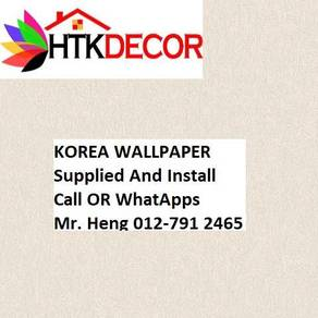 3D Korea Wall Paper with Installation 832XW