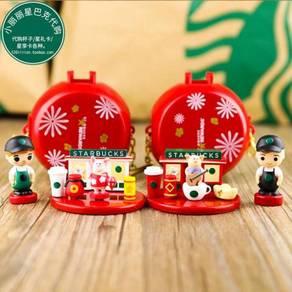 Starbucks Chinese New Year Pig Year Barista Figure