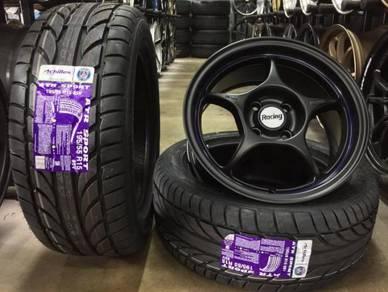 Sport Rim ENKEI Racing RPO1 Siap Tyr 15