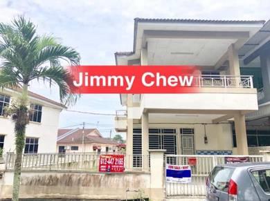 Low downpayment Corner Unit Taman Seruling Emas Sungai Jawi