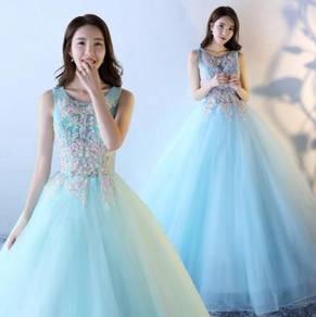 Mint blue wedding bridal dress gown RB1274