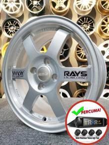 Promosi New Sport Rim RAYS TE37 15