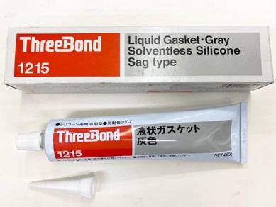 ThreeBond TB1215 Silicone Liquid Gasket Grey