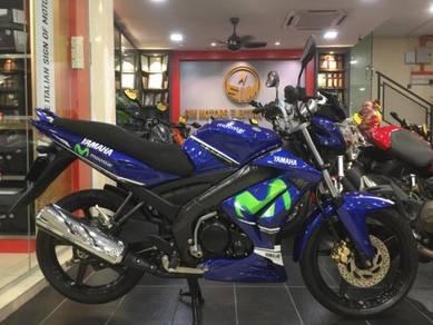 Secondhand Yamaha FZ150i -Movistar- Super Low DP