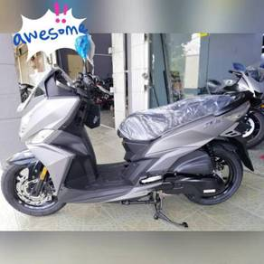 Scooter sym jet14 200 promosi new year