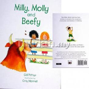 Kid Story Book- Milly Molly and Beefy