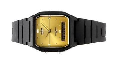 Casio Classic Display Square Watch AW-48HE-9AVDF