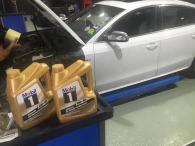 Audi a4 a5 a6 a7 a8 engine repair or rebuild