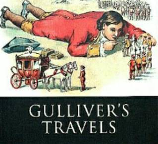 Gulliver's Travel by Jonathan Swift