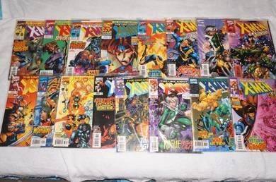 UNCANNY X-MEN. issue 347-361