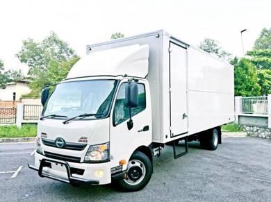 Hino 2020 Mitsubishi Fuso Isuzu (New)