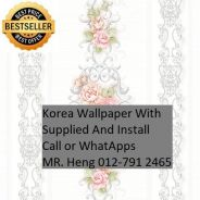 HOToffer Wall paper with Installation 694Q